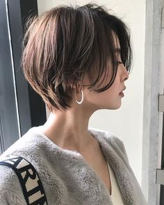 50 Chic Short Bob Hairstyles & Haircuts for Women in 2019 - Style My Hairs Shot Hair Styles, Hair Styles 2016, Medium Hair Styles, Curly Hair Styles, Mens Hairstyles Thin Hair, Medium Bob Hairstyles, Bob Haircuts, Hairstyle Short, Natural Hairstyles
