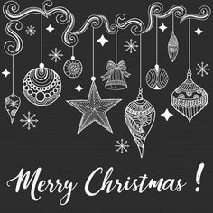 Are you looking for merry christmas images free? We have come up with a handpicked collection of free merry christmas images. Christmas Balls, Christmas Art, Xmas, Christmas Ornaments, Vector Christmas, Christmas Quotes, Christmas Wreaths, Merry Christmas Images Free, Christmas Doodles