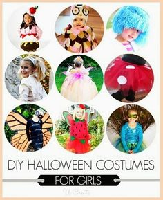 DIY Princess Costumes - for Halloween or Disney Trips!