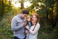 Photographer's Self Challenge | Family Session | EGM Photography