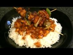 CHICKEN SHASHLIK WITH GRAVY *COOK WITH FAIZA* - YouTube