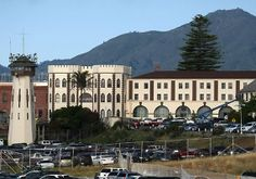 San Quentin, a well-known prison in California, had to turn off water to the building after a case of Legionnaires' disease was diagnosed. So far, one inmate in San Quentin was hospitalized . San Quentin State Prison, Prison Inmates, Department Of Corrections, Places In California, Outside World, Bay City, U.s. States, Health And Safety, Close Image