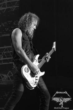 Kirk Hammett 25, August Saint Petersburg Russia 2015