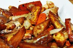 Katčina báječná kuchyně: Grilovaná (nejen) kořenová zelenina