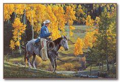 """Land of The Free"" Tim Cox - Western Art"