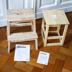 Learning Tower the Unforgettable Present From Parents to Their Kids for Great Discovery Travels around the House - Ikea DIY Ikea Montessori, Montessori Bedroom, Kura Ikea, Ikea Bekvam, Ikea Hack Learning Tower, Ikea Stool, Ikea Baby, Toddler Learning, Diy Chair