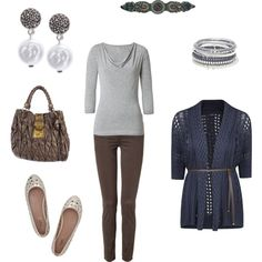 """""""Theatrical Romantic: Relaxed Day Out"""" by pirate-queen on Polyvore More me everyday"""