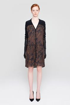 A.L.C.   Fall 2012 Ready-to-Wear Collection   Style.com