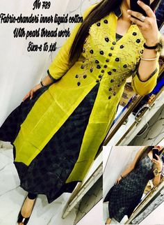 I want this  Dress Jacket Style Kurti, Jacket Dress, Dress Skirt, Chudidhar Neck Designs, Blouse Designs, Churidar Designs, Kurti Styles, Kurti Patterns, Indian Designer Wear