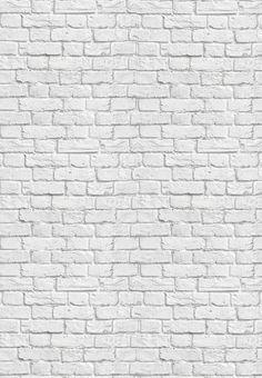 Kate Microfiber White Brick Wall Backdrops Photography Brick Floor Photo Studio Backgrounds for Valentine's Seamless Backdrop White Brick Background, White Brick Walls, White Bricks, Brick Wallpaper Grey, Wall Wallpaper, Background For Photography, Photography Backdrops, Newborn Photography, Birthday Photography