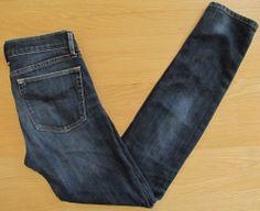 """GAP Legging Jean  2 26 Skinny Jegging  Denim Dark Vintage 1969 Blue Slim R 31"""""""