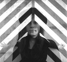 Double exposure photos by Florian Imgrund