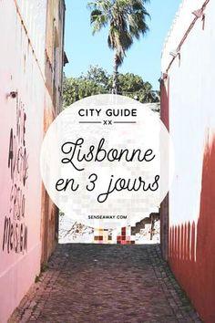 Visiter Lisbonne en 3 jours - City guide