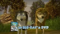 Look for Alpha and Omega 2: A Howl-iday Adventure on Blu-ray and DVD today!