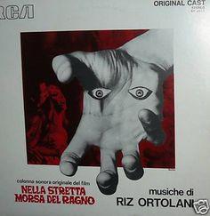 popsike.com - RIZ ORTOLANI NELLA STRETTA MORSA DEL RAGNO LP OST - auction details