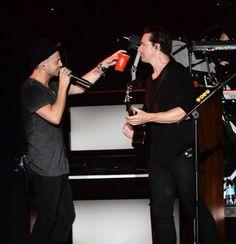 Ryan Tedder and Zach Filkins :)