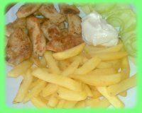 Marinované kuracie kúsky Chicken, Meat, Food, Essen, Meals, Yemek, Eten, Cubs