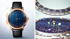 Watch Midnight Planétarium, Complications Poétiques™ collection Image 2 - Van Cleef & Arpels