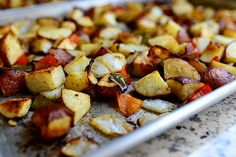 Breakfast Potatoes by Ree.  OMG.  I am definitely making these.  Very soon!!!!