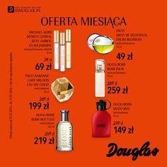 Oferta Miesiąca w perfumeriach Douglas – Styczeń 2016  W perfumeriach Douglas pojawiła się wyjątkowa, styczniowa Oferta Miesiąca. Zapachy i kosmetyki najlepszych marek w atrakcyjnych cenach są dostępne przez cały miesiąc w perfumeriach Douglas oraz na www.douglas.pl/OfertaMiesiaca.