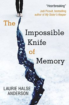 The Impossible Knife of Memory by Laurie Halse Anderson http://www.amazon.co.uk/dp/1407147668/ref=cm_sw_r_pi_dp_ye88wb1A4EFAW