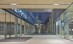 New Court, Rothschild London HQ, by OMA.