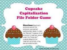 Cupcake Capitalization-Free