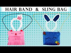 aayu and pihu craft show - YouTube Foam Sheets, Fabric Glue, Cute Friends, Barbie House, Easy Crafts For Kids, Kids Bags, Animal Paintings, Craft Videos, Stuff To Do