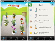 Give your plant a voice! - Koubachi launches an outdoor version of its Koubachi Wi-Fi Plant Sensor