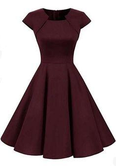 Burgundy Irregular Draped Round Neck Long Sleeve Midi Dress - Wine Red Irregular Draped Round Neck Long Sleeve Midi Dress Source by enyadragon - Next Dresses, Grad Dresses, Dance Dresses, Pretty Dresses, Homecoming Dresses, Beautiful Dresses, Short Dresses, Formal Dresses, Awesome Dresses