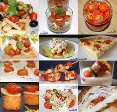 12 recetas con tomate cherry!