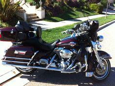 2006 Harley-Davidson® FLHTCU/I Ultra Classic® Electra Glide®