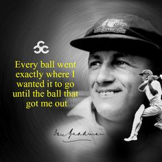 "Sir Donald George ""Don"" Bradman, AC, often referred to as ""The Don"", was an Australian cricketer, widely acknowledged as the greatest batsman of all time  #sirdonaldgeorge #bradman #australia #aus #cricket #loveforcricket #ccc #cricketteam #cricketerz #customisecricket #customcricketcompany customcricketcompany.com Cricket Wallpapers, Free Printable Stationery, Cricket Games, Gernal Knowledge, Famous People, All About Time, Legends, Australia, Football"