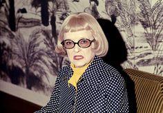Bette Davis by Grahame Long 1975