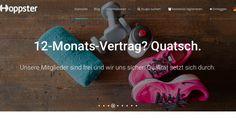 #Startup vorgestellt: Hoppster - Fitnesstraining ohne Vertragsbindung