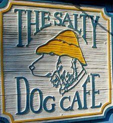 Hilton Head Salty Dog Cafe. Love.