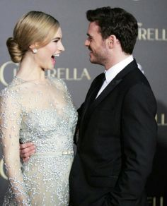 Lily and Richard
