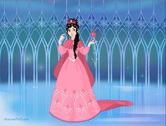 Princess Vanellope Disney Movie Characters, Disney Movies, Fictional Characters, Vanellope Y Ralph, Azalea Dress Up, Handsome Prince, Wreck It Ralph, Dress Up Dolls, Snow Queen