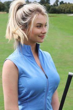 Girls Golf, Ladies Golf, Sexy Golf, Gorgeous Women, Beautiful, Female Athletes, Sport Girl, Woman Crush, Malta