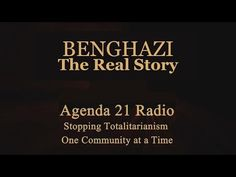 Benghazi The Real Story: Ideological Partners - YouTube