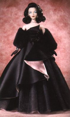 Gene Toast at Twelve 2000 by Jose Ferrand Circa 1949 Convention Doll