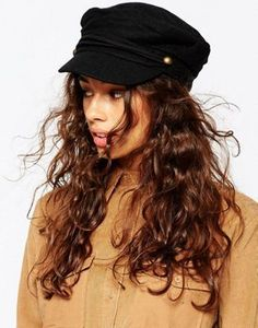 ASOS Wool Mix Baker Boy Cap