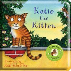 Katie the Kitten Bath Book (Axel Scheffler's Noisy Bath Books): Amazon.co.uk…