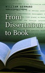 Excellent advice on revising your PhD dissertation
