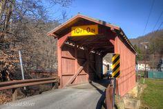 Hundred Covered Bridge, West Virginia