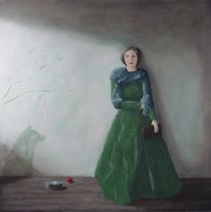 Limited Edition Print The long wait by by ArtbyElizabethBauman, $50.00