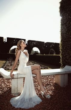 Wedding Dresses by Zoog Sutudio 2013 | bellethemagazine.com