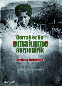 Gerrak ez du emakume izenik / Svetana Aleksievitx M ALE Movie Posters, Movies, Ale, Literatura, Reading, September, Films, Film Poster, Ale Beer