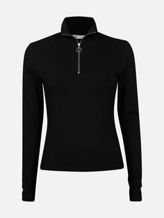 Olivia topp | 7250683 | Svart | Cubus | Norge Sweaters, Shopping, Fashion, Moda, Fashion Styles, Sweater, Fashion Illustrations, Sweatshirts, Pullover Sweaters
