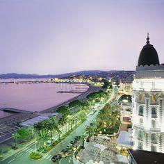 Hôtel Montaigne, Cannes, France.